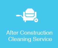 after construction cleaning service image